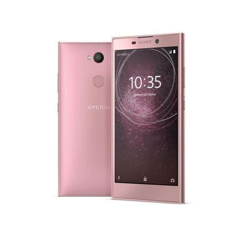 Sony Refurbished-Wie neu-Sony Xperia L2 32 Gb   Rosa Ohne Vertrag/36 M. Garantie