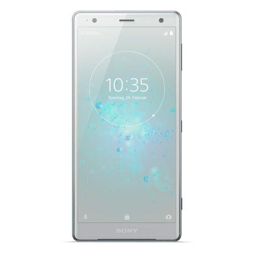 Sony Refurbished-Wie neu-Sony Xperia XZ2 64 Gb   Silber Ohne Vertrag/36 M. Garantie