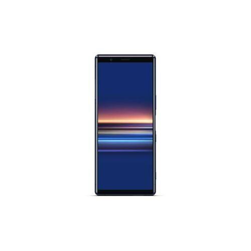 Sony Refurbished-Wie neu-Sony Xperia 5 128 Gb   Blau Ohne Vertrag/36 M. Garantie