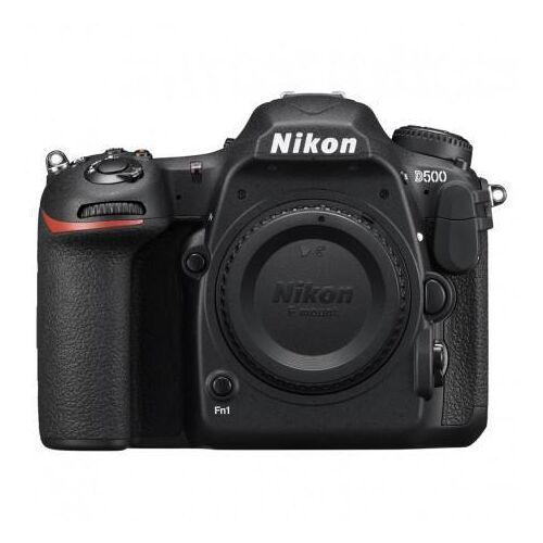 Nikon Spiegelreflex Nikon D500 Ohne Objektiv Schwarz / 36 M. Garantie