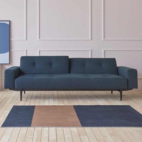 INNOVATION Ample Styletto Schlafsofa 528 Blau