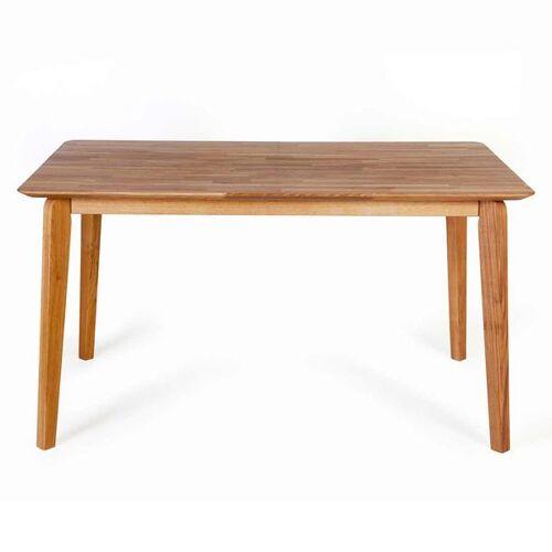 Standard Furniture Liam Esstisch 140x90cm Natur