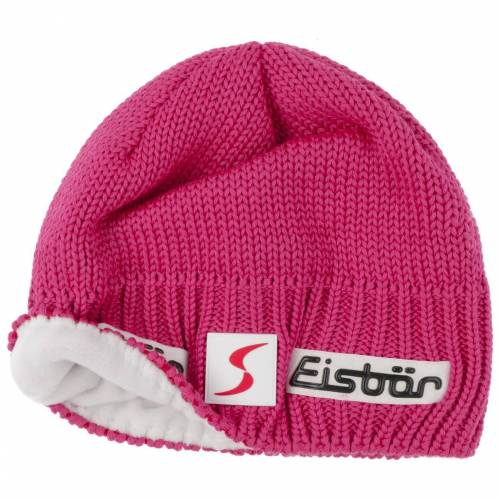 Eisbär Trop Skipool Strickmütze Eisbär pink One Size