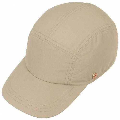 Mayser Mütze Kappe Riccardo Sunblocker Cap beige 58 cm