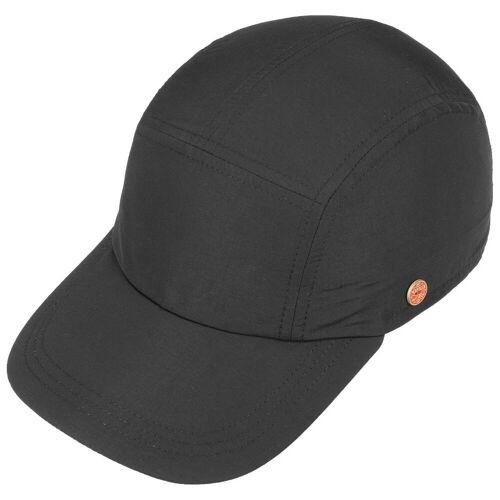 Mayser Mütze Kappe Riccardo Sunblocker Cap schwarz 60 cm