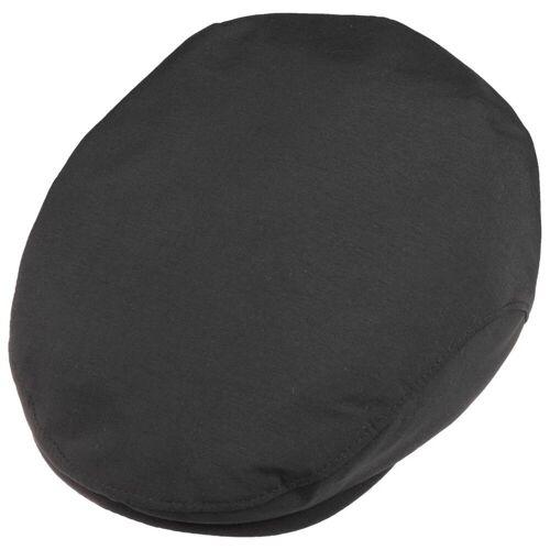 Lierys Gore-Tex Protect Light Flatcap Schirmmütze Schiebermütze Sportmütze Regenmütze Lierys schwarz 63 cm