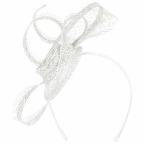 Seeberger Matera Sinamay Fascinator Haarschmuck Anlasshut Damenhut