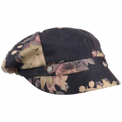 Lierys Damen Flower Ballonmütze Newsboy-Mütze Balloncap Damencap Schildmütze