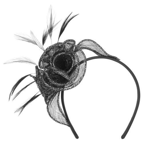 Seeberger Vamisa Roses Lurex Fascinator Haarschmuck Kopfschmuck Anlasshut