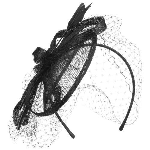 bedacht Valetta Fascinator Kopfschmuck Anlasshut Haarschmuck Hochzeitshut