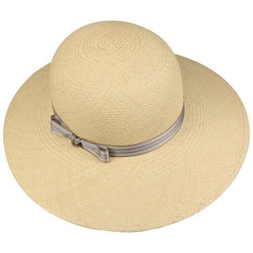 Mayser Paulena Panamahut Damenhut Strohhut Panamastrohhut Schlapphut Sonnenhut natur One Size
