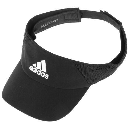 Adidas Aeroready Visor Sonnenvisor Sonnenschutz Tennis-Cap schwarz One Size