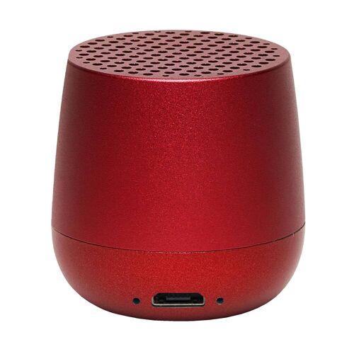 Lexon Mino+ Bluetooth Lautsprecher  rot