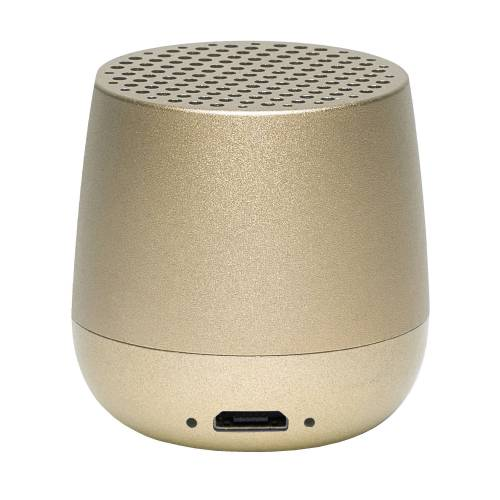 Lexon Mino+ Bluetooth Lautsprecher  gelb