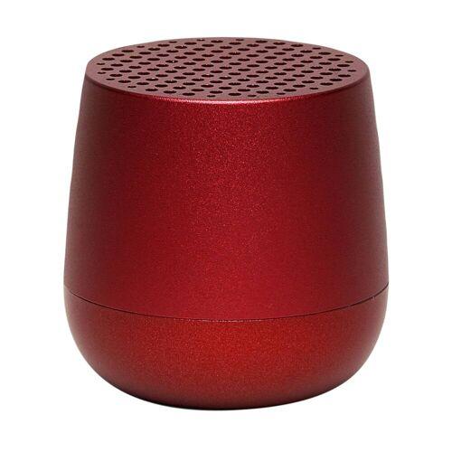 Lexon Mino TWS Bluetooth Lautsprecher  rot