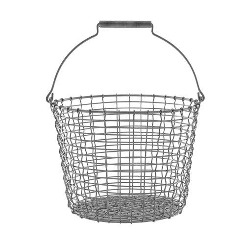 Korbo Bucket Korb  grau