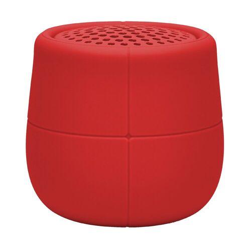 Lexon Mino X Bluetooth Lautsprecher  rot