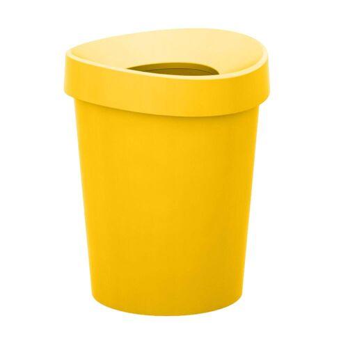 Vitra Happy Bin Papierkorb  gelb