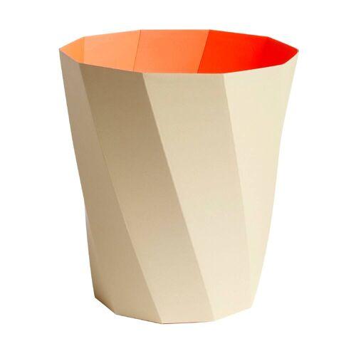 HAY Paper Papierkorb  beige