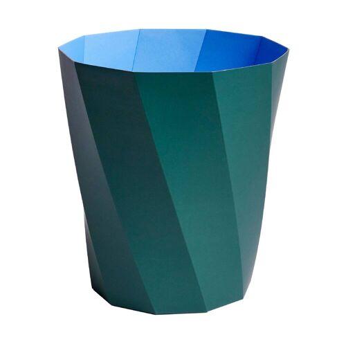 HAY Paper Papierkorb  grün
