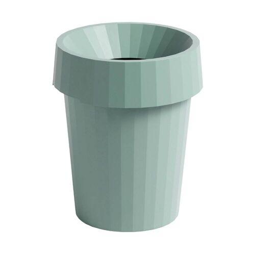 HAY Shade Papierkorb  grün