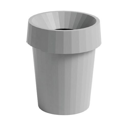 HAY Shade Papierkorb  grau