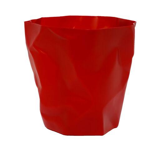 essey Bin Bin Papierkorb  rot