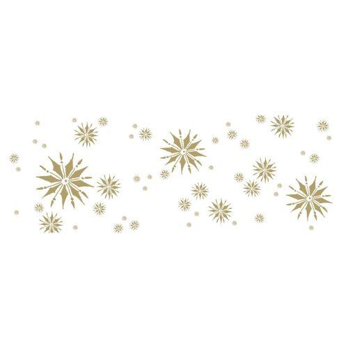 Cedon Windlicht Kristalle 3er-Set  weiss
