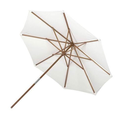 Skagerak Catania Sonnenschirm ohne Schirmständer  weiss