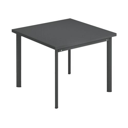 Emu Star Tisch quadratisch  grau