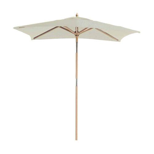 ikarus Balkonschirm mit Knickgelenk Sonnenschirm ohne Schirmständer  beige