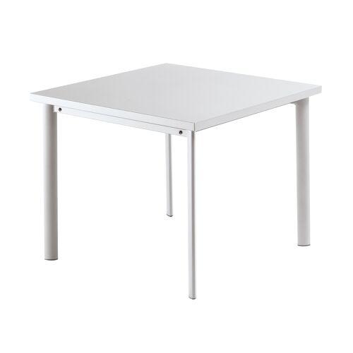 Emu Star Tisch quadratisch  weiß