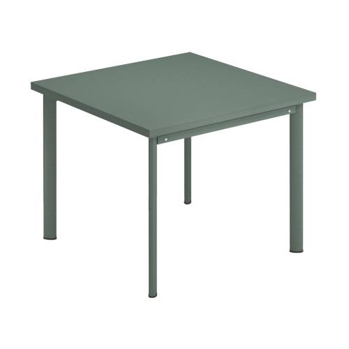 Emu Star Tisch quadratisch  grün