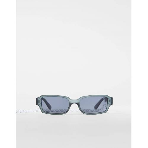 Bershka Sonnenbrille Herren Grau