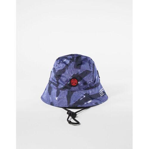 Bershka Bucket-Hat Naruto Herren Violett