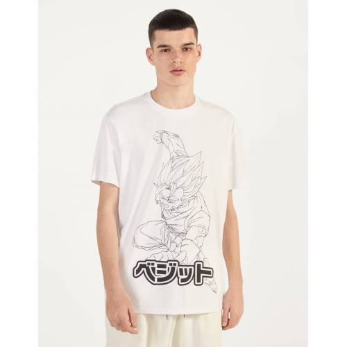Bershka T-Shirt Dragon Ball Z x Bershka