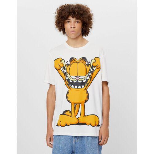 Bershka Shirt Garfield & Bershka