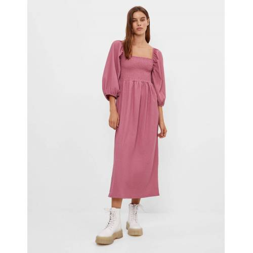 Bershka Weites Babydoll-Kleid