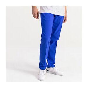 Puma Jackpot 5 Pocket Herren Gewebte Golf Hose   Mit Aucun   Blau   Größe: 38/34