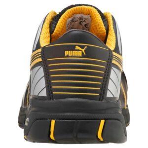 Puma S3 HRO Motion Protect Sicherheitsschuhe Für Herren   Mit Aucun   Schwarz/Gelb   Größe: 40