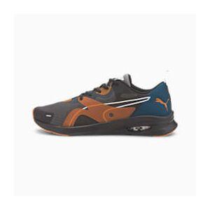 Puma HYBRID Fuego Running Sneaker Schuhe Für Herren   Mit Aucun   Orange   Größe: 46