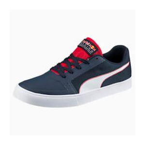 Puma Red Bull Racing Wings Vulc Sneaker Schuhe   Mit Aucun   Blau/Rot   Größe: 39