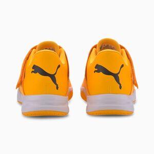 Puma Rise XT EH 4 Youth Sneaker Schuhe Für Kinder   Mit Aucun   Orange/Schwarz/Weiß   Größe: 36