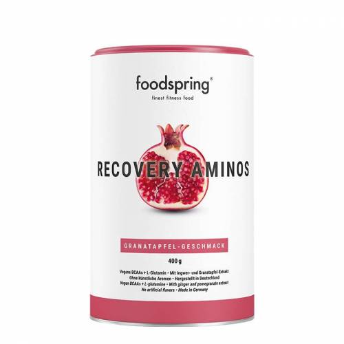 foodspring Recovery Aminos - Post-Workout Drink