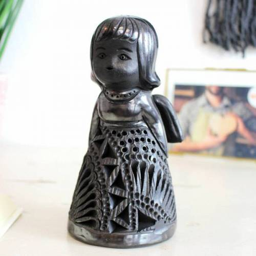 Mitienda Shop Engel Mädchen, Dekofigur