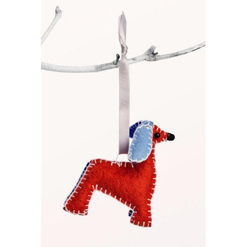 MADE51 Weihnachtsdeko - Afghan Hound