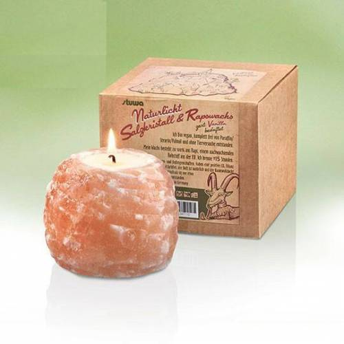 Stuwa Veganes Naturlicht Salzkristall Vanille vanille