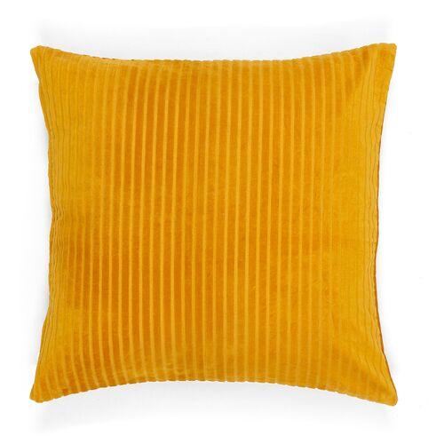 liv interior Kissenhülle Jumbo gelb 60x60