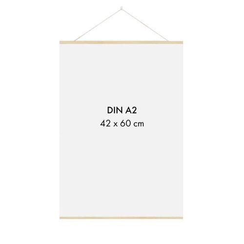 Sprintis Posterleiste Holz 42 Cm (Din A3, Din A2)