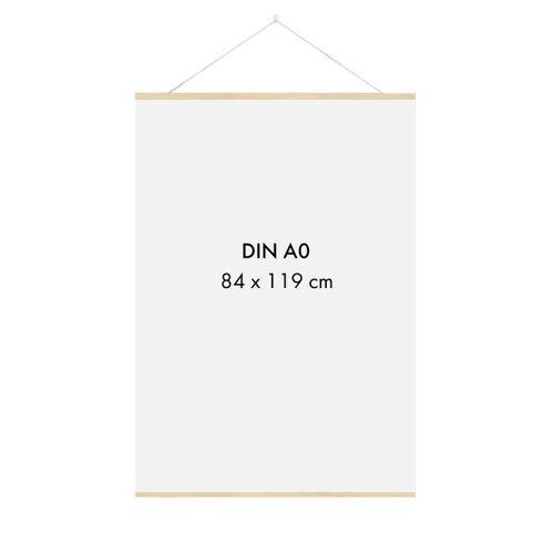Sprintis Posterleiste Holz 85 Cm (Din A1, Din A0)